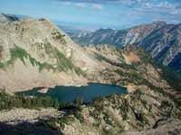 White Pine Lake as seen from...