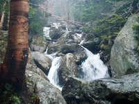 Huntington ravine trail Mt Washington