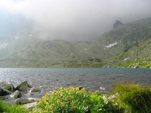 Pleso=jezioro;)