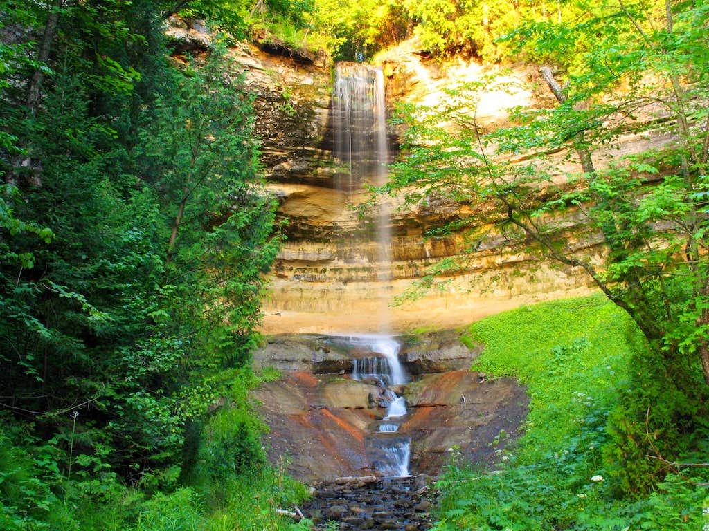 Munising Falls