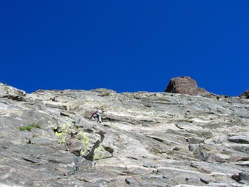 Climbing the CMC
