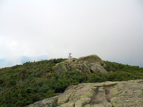 South Twin summit