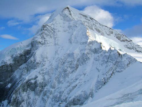 Mönch from Jungfraujoch