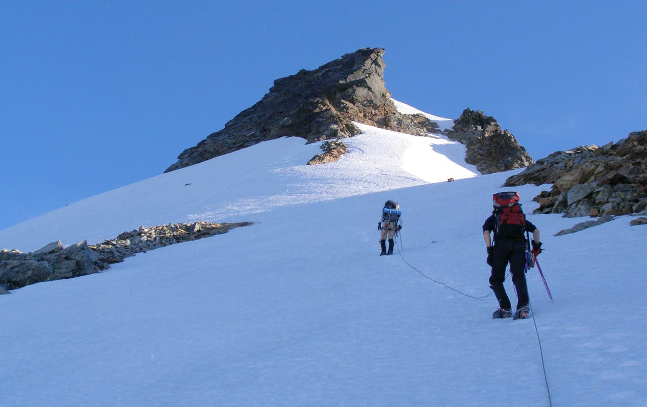 Sahale Mountain : Climbing, Hiking & Mountaineering : SummitPost