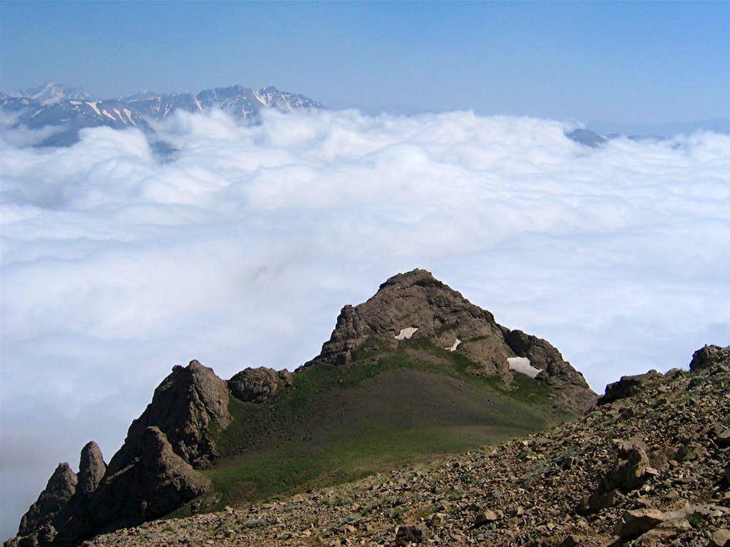 Point 3710 m