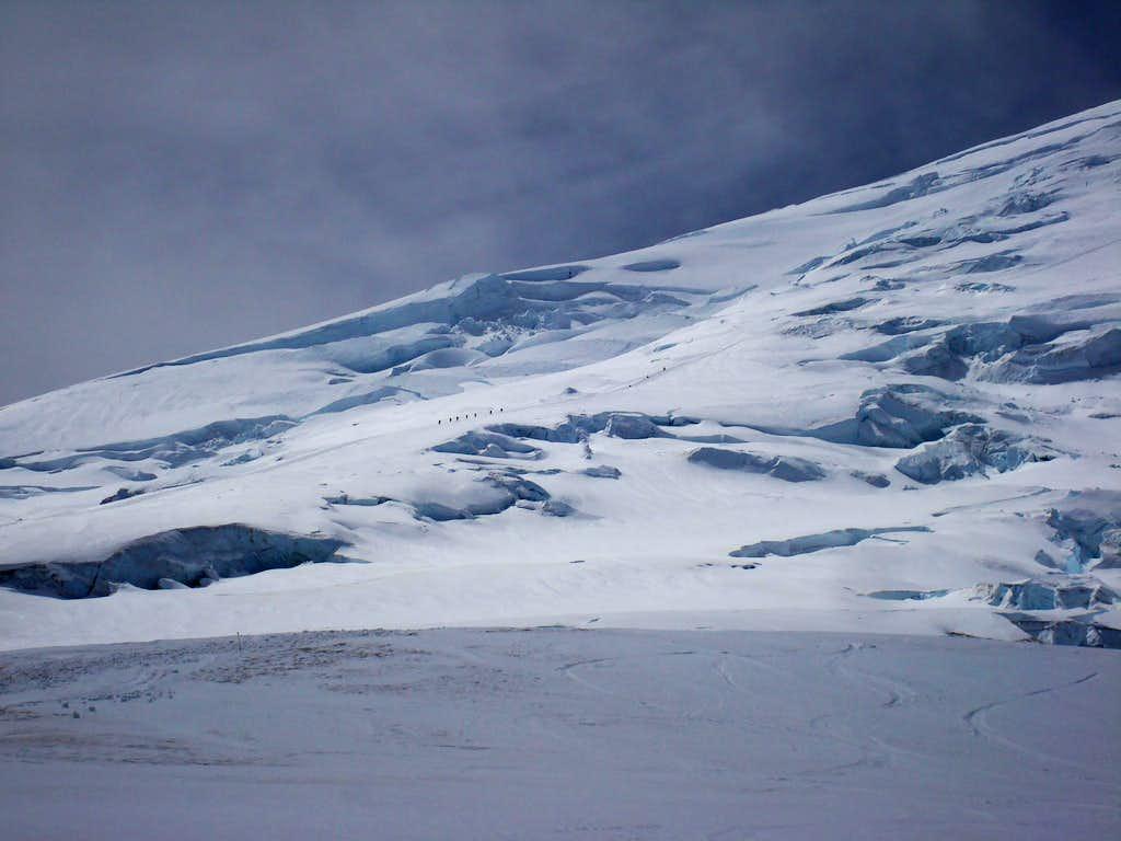 Emmons Glacier Route