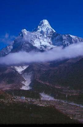 Ama Dablam, Nepal Photo...