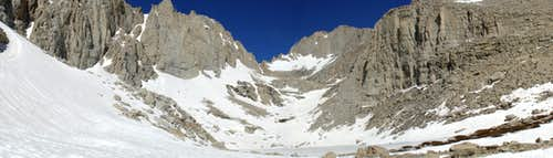 Upper Boyscout Lake Panorama