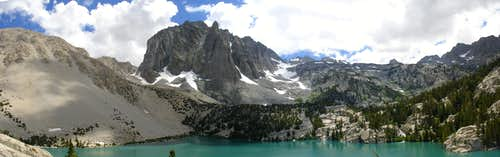 Second Lake Panorama