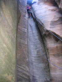 Mystery Canyon, Zion National Park