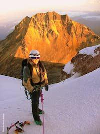 Illiniza Sur, Normal Route. Feb. 2007