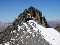 The Rock Peak Is On My List