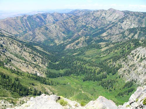 High Creek Canyon
