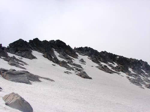 Summit ridge
