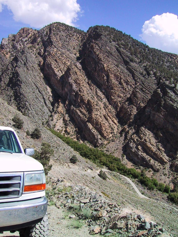 Silver Canyon Road