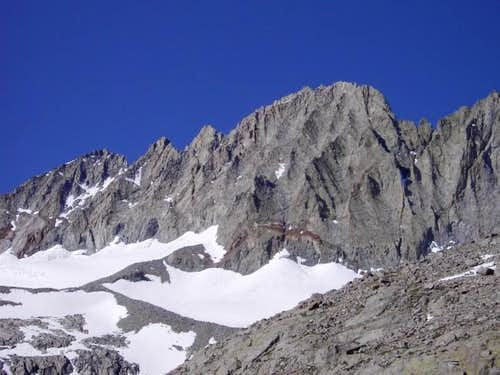 Middle Palisade - June 22,...
