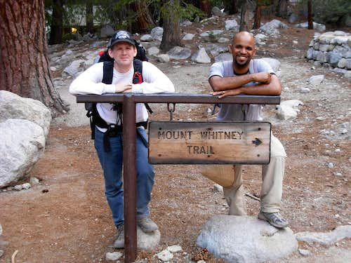 A Mount Whitney Day Dream