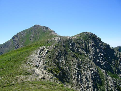 The East Ridge