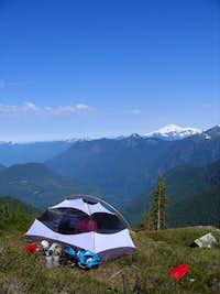 Hidden Lake Campsite