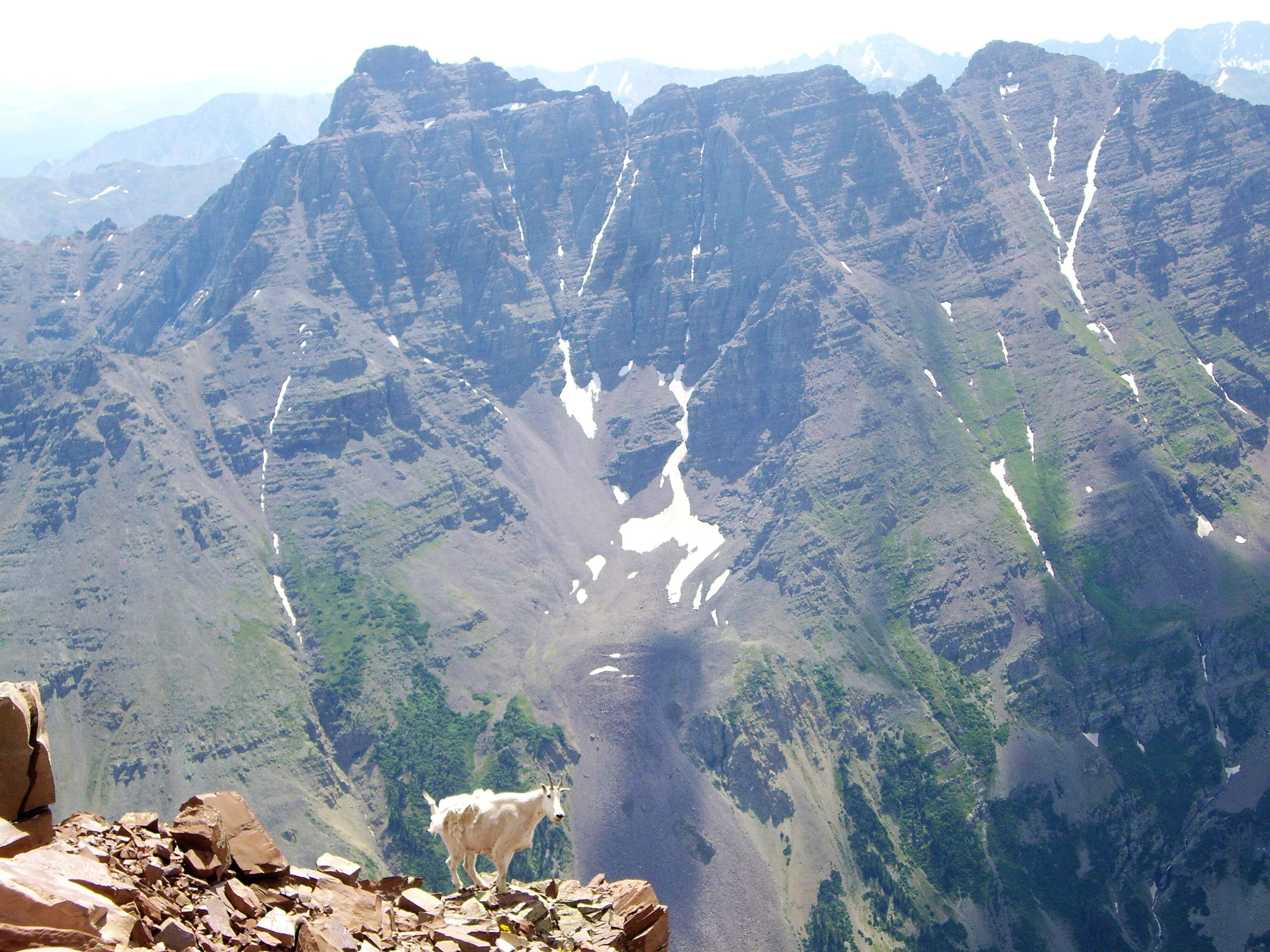 Northeast Ridge Route, 7-14-2007