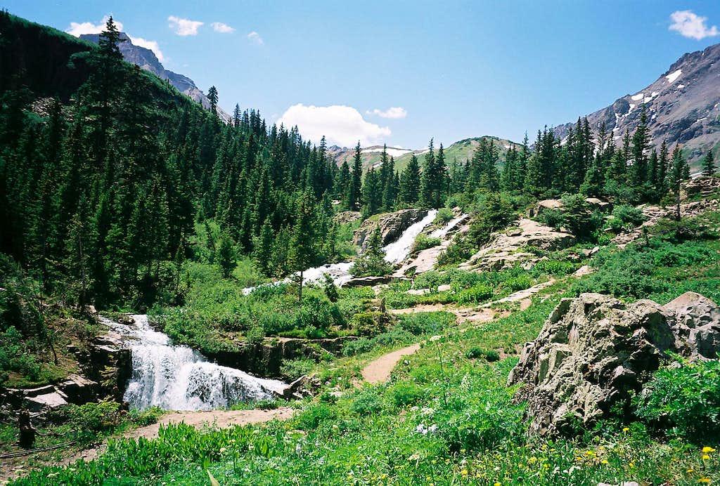 San Juan Mountains-Colorado