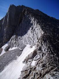 Northwest Ridge of Merriam