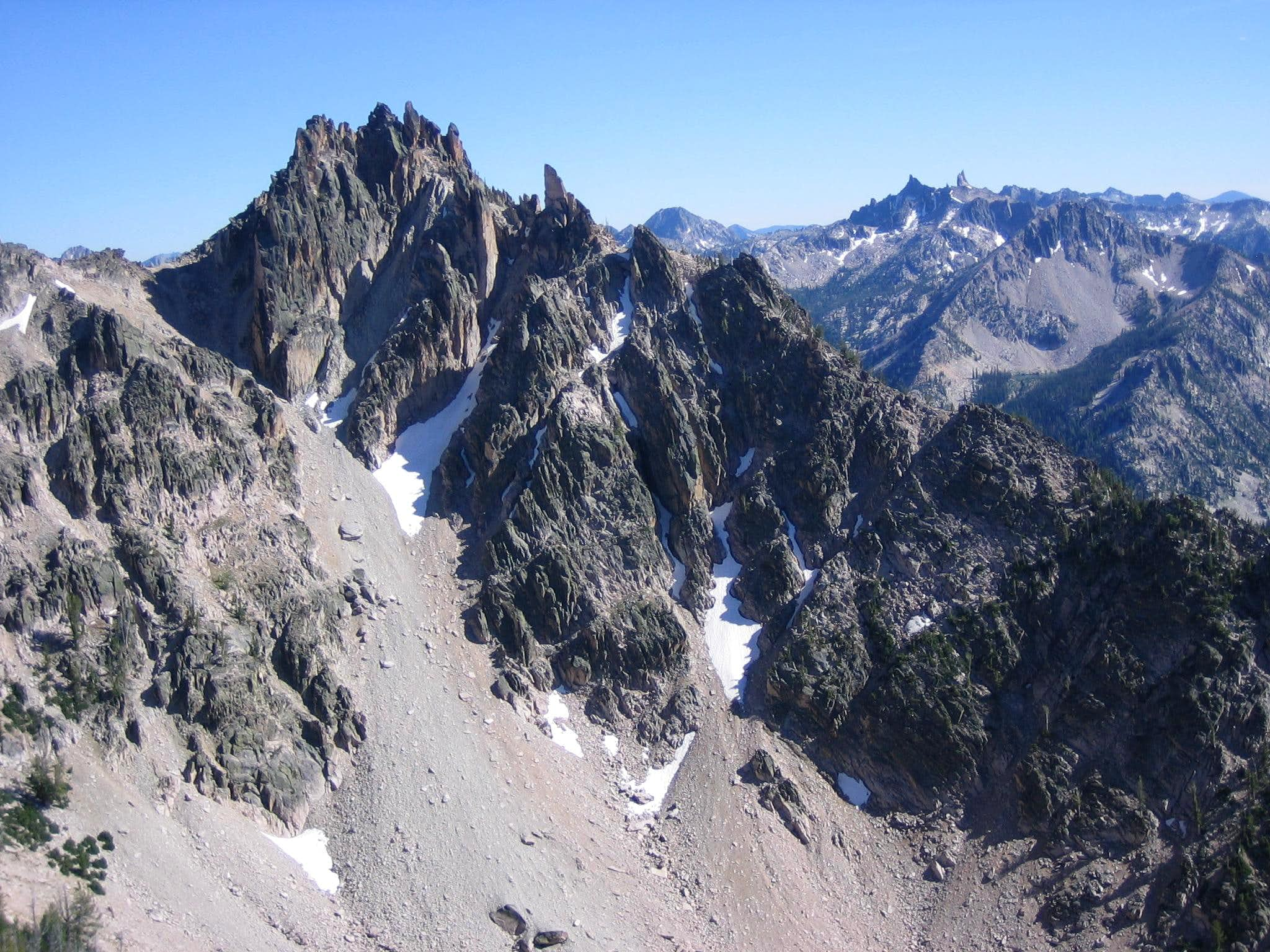 Garden Creek Peak