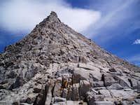 Southwest Ridge of Feather Peak