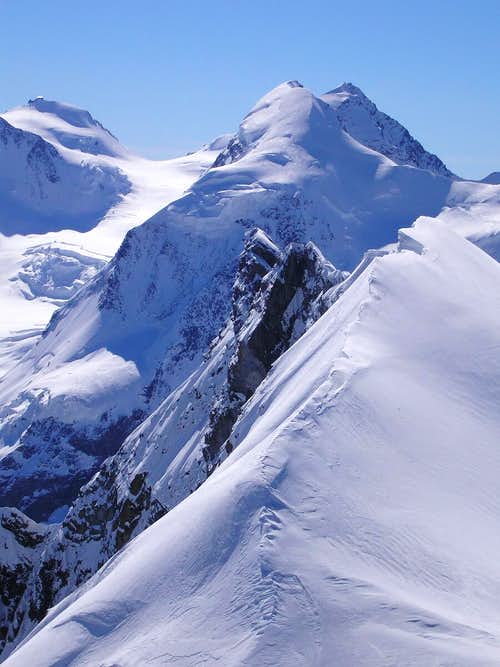 Breithorn Summit View