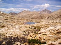 The Beautiful Bear Lakes Basin