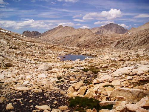 The Beautiful Bear Lakes Basin