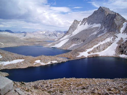 Royce Lakes Basin