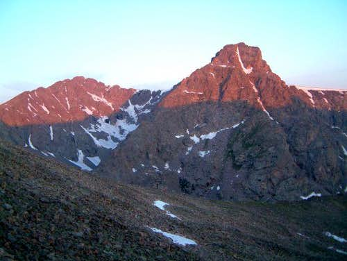 Mt of the Holy Cross