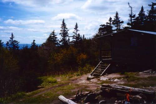 The old Goddard Shelter .3...