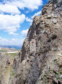 Crux Cliff