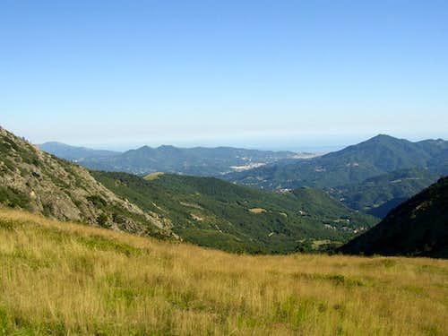 Polcevera Valley