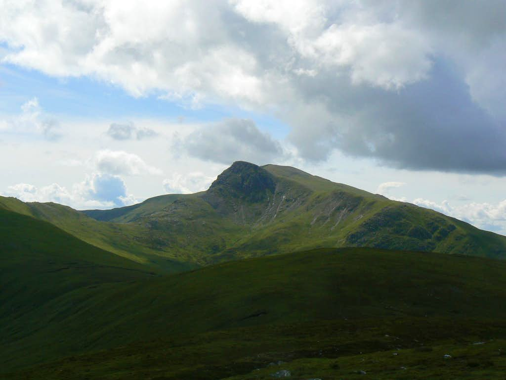 The Northern face of Stuc a'Chroin