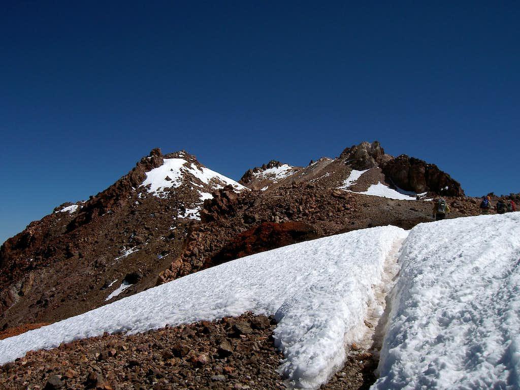 mount shasta summit climb