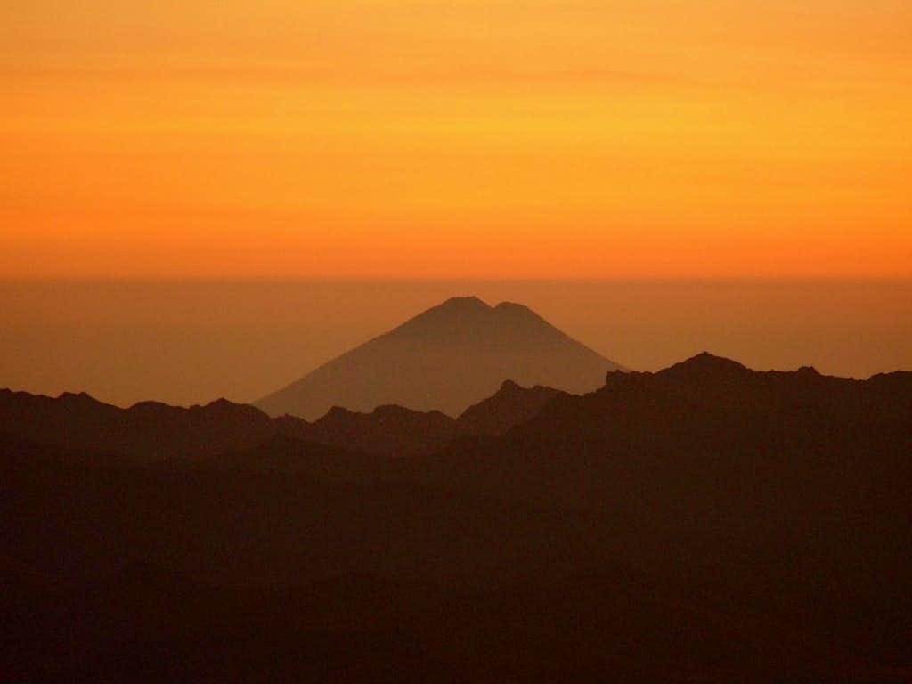 Sumaco volcano, Ecuadorian Amazon.