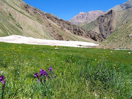 Sorkhab Peaks