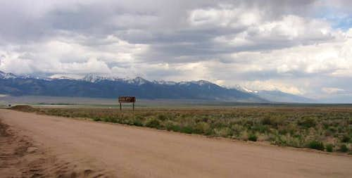The North Central Sangre de...