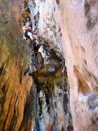 Thai climbing