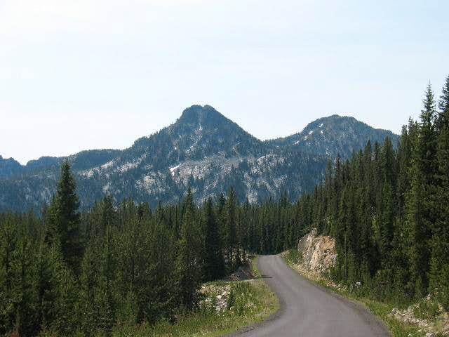 Van Patten Butte via the lake
