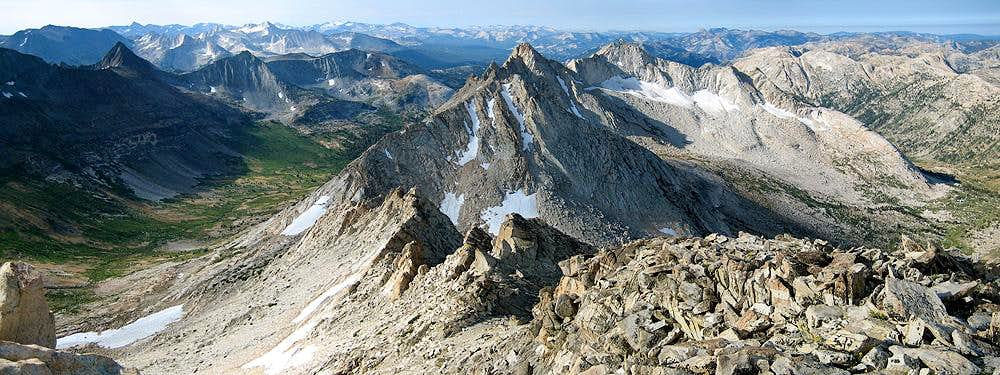 Whorl Mountain Pano