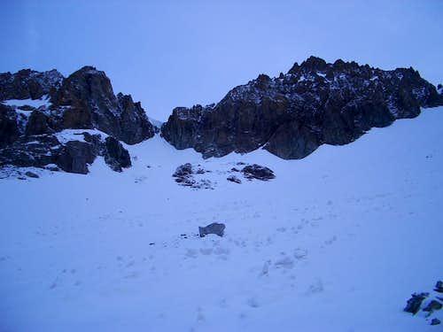 Pic Neige Cordier, 3614m (Alps-Ecrins)