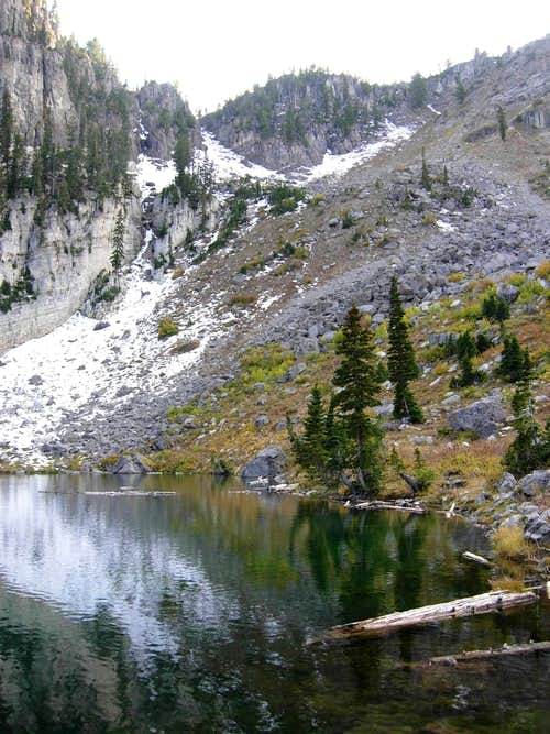 Bloomington Lake Gullies