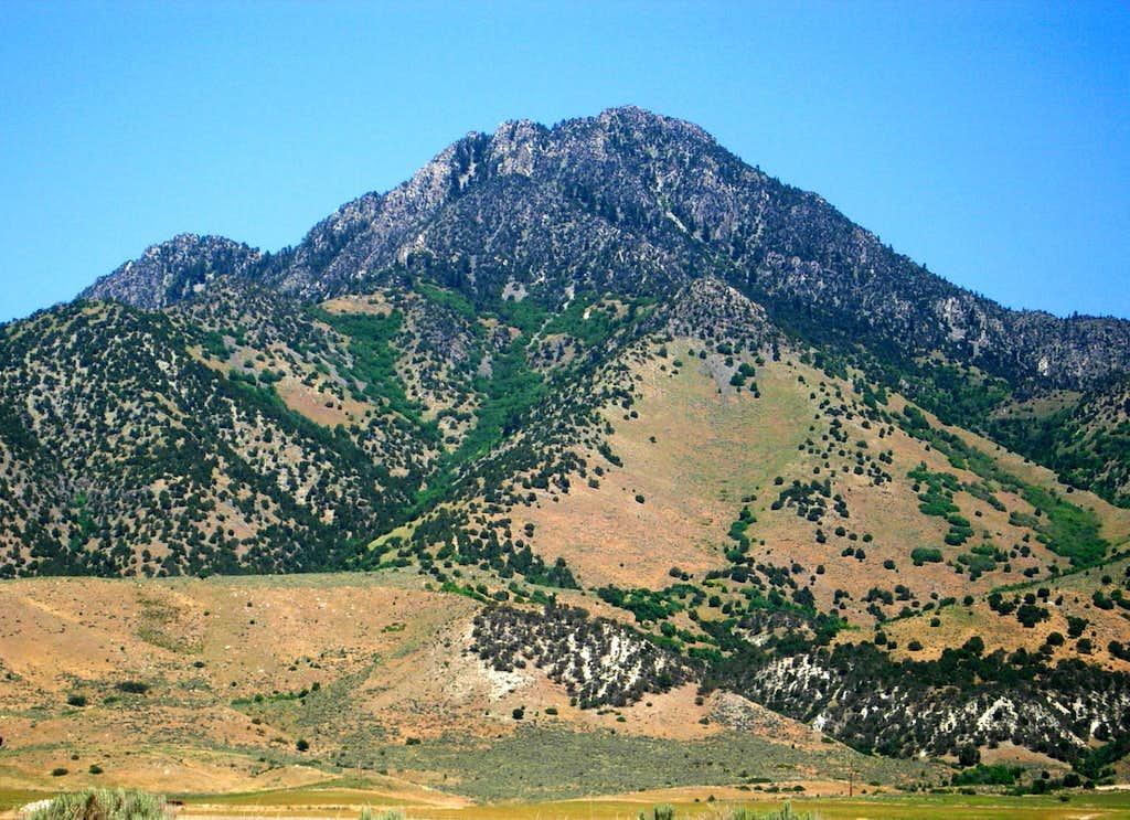 Gunsight Peak