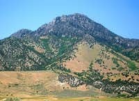 Gunsight Peak
