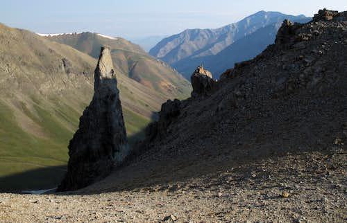 Greybull Pass