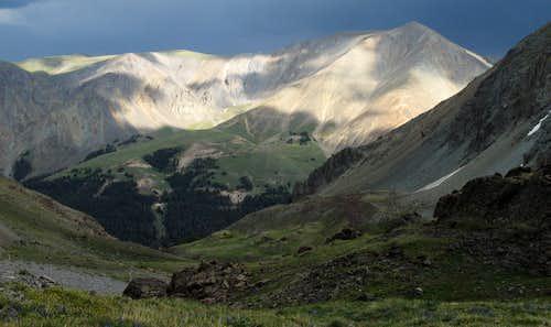 Spar Mountain